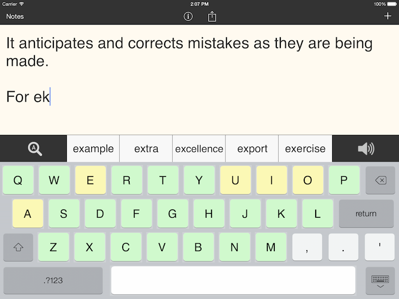 Predicting Dyslexia Even Before >> Spell Better For Ipad Literacy Support For Dyslexia Dysgraphia