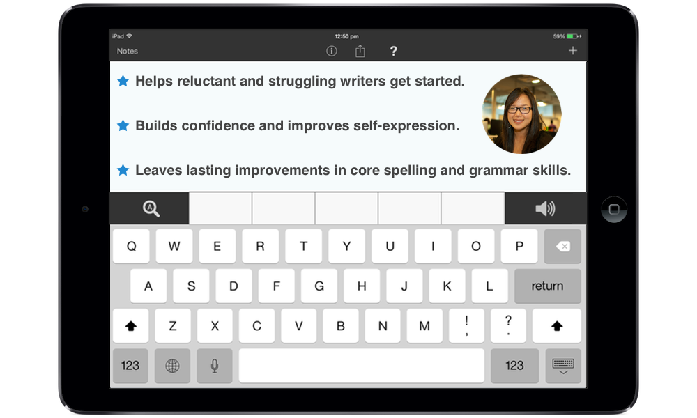 Spell Better For Ipad Literacy Support For Dyslexia Dysgraphia